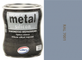 Vitex Heavy Metal Silikon - alkyd RAL 7001 2250ml